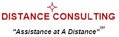 Distance Consulting Logo